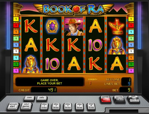online slots casino game of ra
