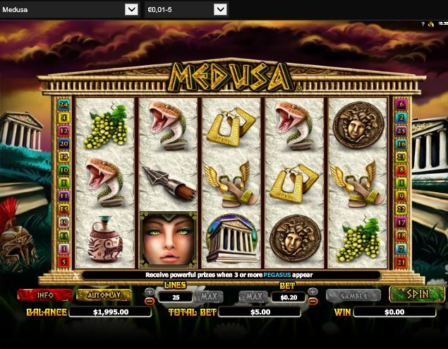 Medusa Slot Machine Online ᐈ NextGen Gaming™ Casino Slots