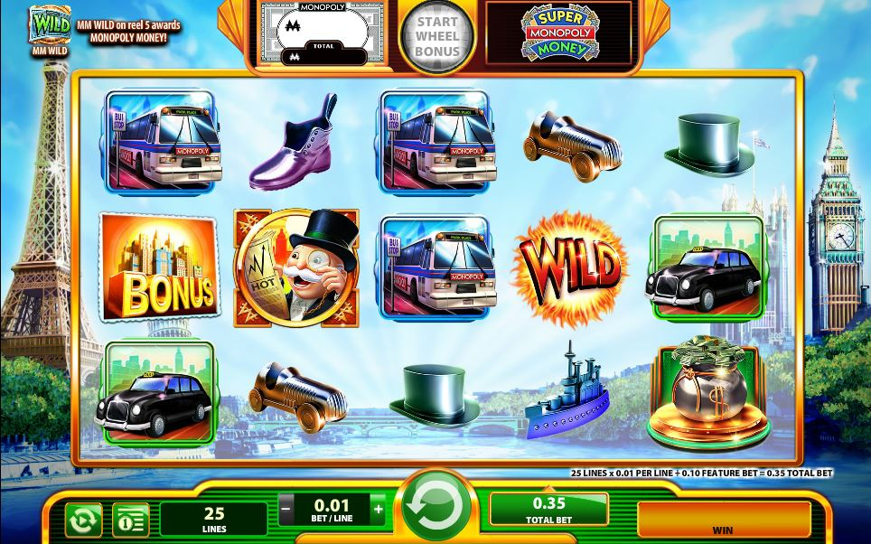 free online monopoly slots casino book of ra