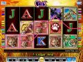 Cats Slot by Wagerworks - Free Spins: 5-10 at 1x