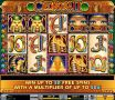 Cleopatra II Slot by Wagerworks - Free Spins: 7-15 at 1-15x