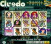 Cluedo Slot - Free Spins Feature: N/A