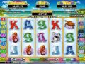 Crystal Waters Slot by RTG - Free Spins: 15 at 3x