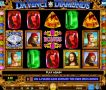 Davinci Diamonds Slot - Free Spins Feature: 6 at 1x