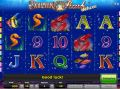 Dolphins Pearl Deluxe Slot by Novomatic - Free Spins: 15 at 3x