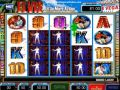 Elvis...Action Slot - Free Spins Feature: 5 at 1x