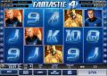 Fantastic 4 Slot - Free Spins Feature: 12 at 2x