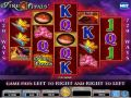 Fire Opals Slot - Free Spins Feature: 10 at 1x