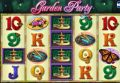 Garden Party Slot - Free Spins Feature: 5-30 at 1-20x