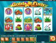 Goldfish Slot by WMS - Free Spins: 5-20 at 2-10x
