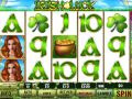 Irish Luck Slot - Free Spins Feature: 8-33 at 2-15x