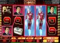 Iron Man Slot by Playtech - Free Spins: 5-20 at 2-3x