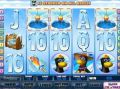 Penguin Vacation Slot by Playtech - Free Spins: 8-33 at 2-15x