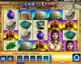 Rome And Egypt Slot by WMS - Free Spins: 5-50 at 1x