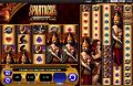 Spartacus Slot by WMS - Free Spins: 8-20 at 1x