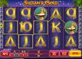 Sultans Gold Slot - Free Spins Feature: 10 at 1x