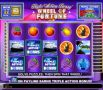 Wheel Of Fortune Triple Action Slot - Free Spins Feature: N/A